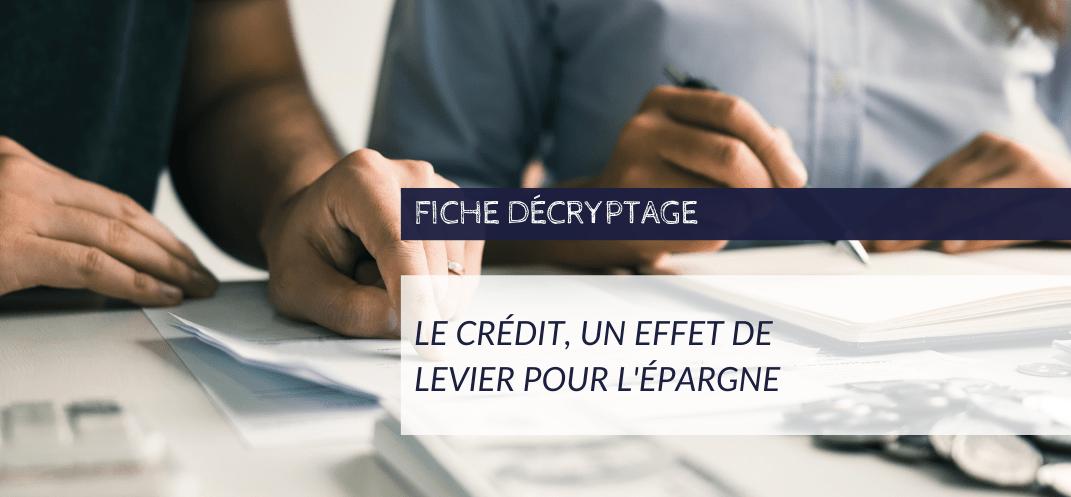 Decryptage CNCEF - Epargne